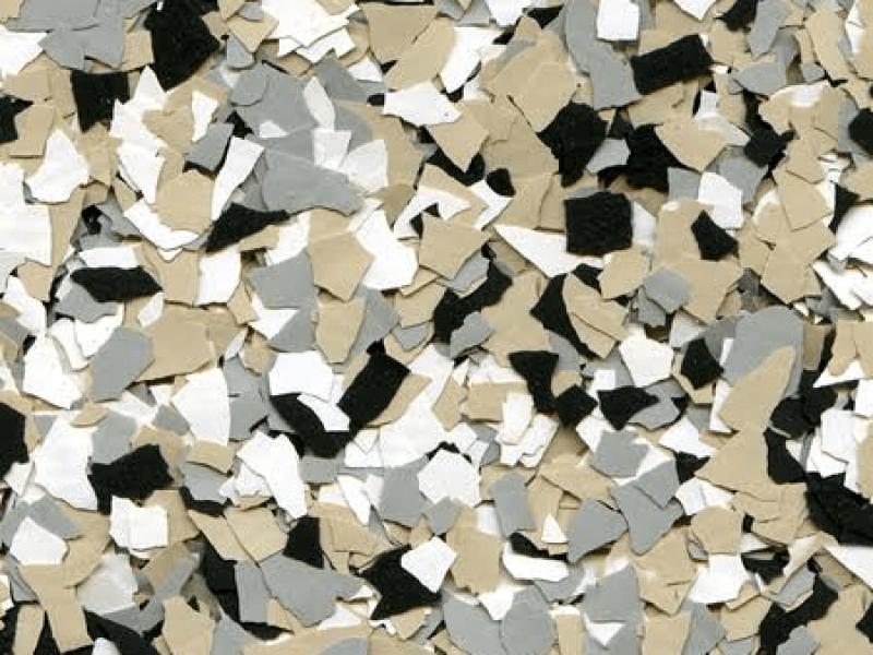 Mediterranean concrete floor texture