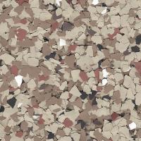 Pecan Concrete Floor Texture