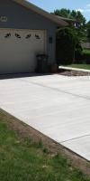 Standard Concrete Driveway