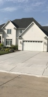 Large House With A 3 Car Driveway