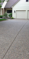 Driveway Built By Kelly Designs In Concrete