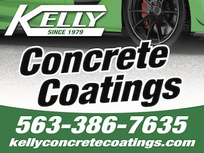 Concrete Coatings by Kelly Designs In Concrete